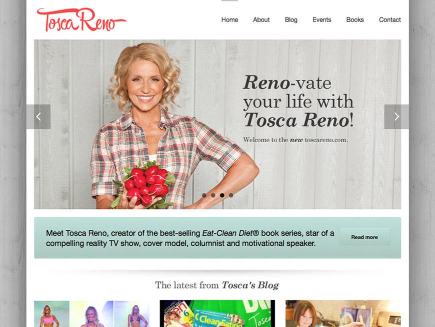 Tosca Reno Media
