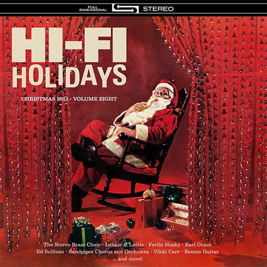 Hi-Fi Holidays 2013