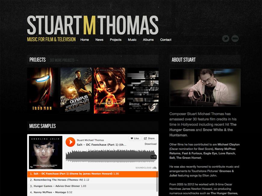Stuart M. Thomas
